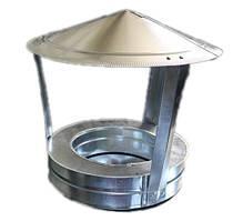 Грибок термо — s-0,5мм — Ø-110/180 мм
