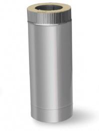 Труба 0,25м нерж\оц — s-0,8мм — Ø-120/180 мм