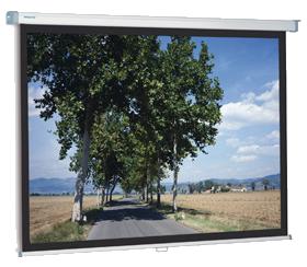 PROJECTA SlimScreen 139x240 Manual