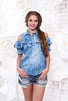 Модная женская блуза Мираж 8 Arizzo 44-50 размеры