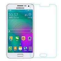 Защитное стекло к  Samsung Galaxy A3/A300H (2015)