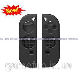 Nintendo Switch Joy-Con Controllers силиконовый чехол (Black)