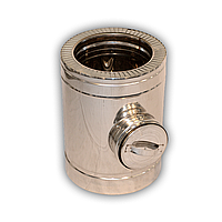 Ревизия нерж\нерж — s-0,5мм — Ø-120/180 мм