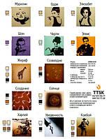 Металлокерамические дизайн-обогреватели UDEN-500 К Серия Image (с рисунками ручной работы)