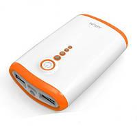 Батарея универсальная ARUN Y203 8400mAh оранжевая