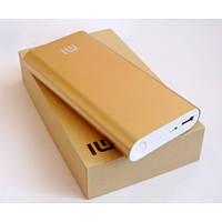 Батарея универсальная Xiaomi 20800mAh золото