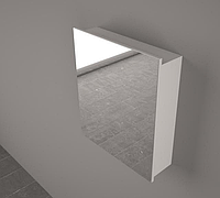 Зеркало Fancy Marble MC-700 (ШЗ-700) (Белый)