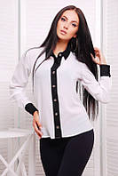 Блуза Классика белый