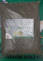 Повнораціонний гранульований комбікорм  для курчат курей-несучок до 22 дня