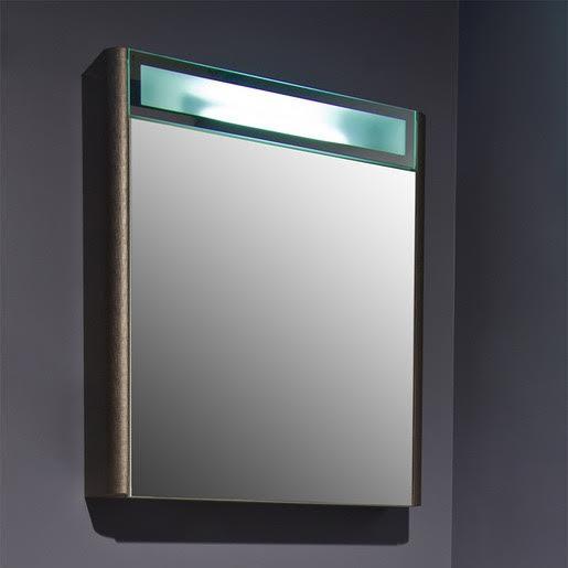 Зеркало Fancy Marble MC-Santorini 600 (Венге)