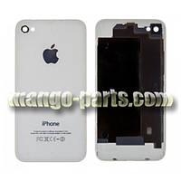 Задняя крышка iPhone 4S белая