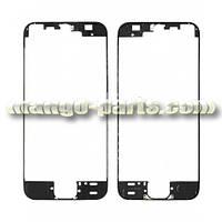 Рамка для дисплея iPhone 5S черный