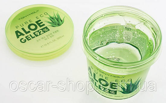 Гель Алое Eco Pure Aloe Gel для обличчя і тіла