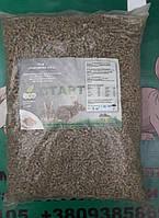 Повнораціонний гранульований комбікорм для молодняка кролів від 50 до 120 дня