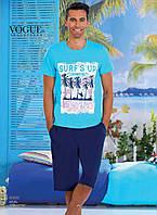 Комплект мужской шорты и футболка