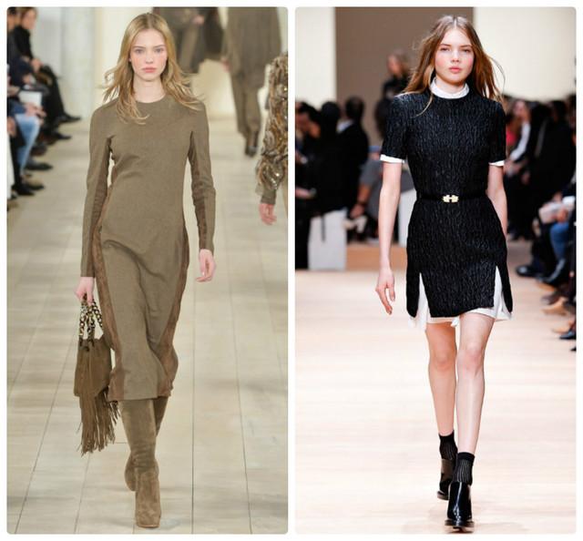 13c999ef916 Модные тенденции платьев в 2017 году  фото и актуальные фасоны ...