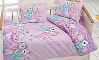 Комплект белья для кроватки Class (Bahar teksil) Dus v1