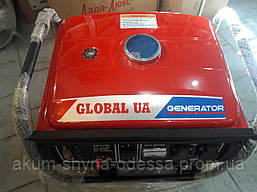 Бензогенератор GLOBAL SH1700