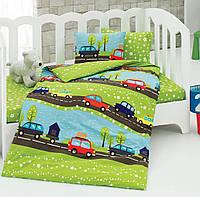 Комплект белья для кроватки Class (Bahar teksil) Journey v1