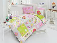 Комплект белья для кроватки Class (Bahar teksil) Bird v1