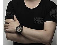 Уникальные экстравагантные мужские часы Naviforce Life. Отличный подарок любимому. Качественные. Код: КГ991