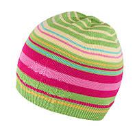 Вязаная детcкая для девочки шапка TuTu 11.3-003495 (50-54)