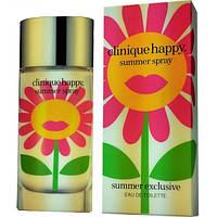 Женская туалетная вода Clinique Happy Summer Spray 2013 edt 100 ml