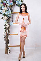 Нарядное платье Юлианна розовый