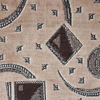 Мебельная ткань велюр (Шпигель)  карнавал бежевый