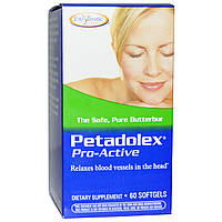 Enzymatic Therapy, Enzymatic Therapy, Petadolex, 60 капсул