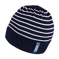 Вязаная детcкая для мальчика шапка TuTu 12.3-003359.