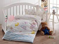 Комплект белья для кроватки Class (Bahar teksil) Olivia v2