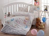 Комплект белья для кроватки Class (Bahar teksil) Olivia v3