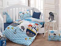 Комплект белья для кроватки Class (Bahar teksil) Mico v1