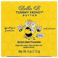 Bella B, Масло Tummy Honey, предотвращение растяжек, 4 унции (113 г)