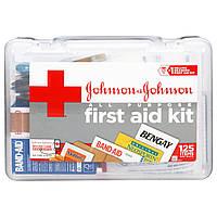 Johnsons Baby, Многоцелевая аптечка, 125 предметов в наборе