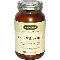 Flora, Кора белой ивы, 30 капсул