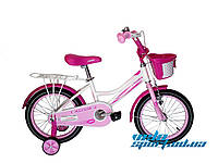 """Детский велосипед для девочек Crosser Happy 16"""""""