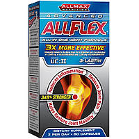 ALLMAX Nutrition, Advanced AllFlex, формула для суставов все в одном, 60 капсул
