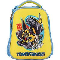 Рюкзак школьный каркасный (ранец) 531 Transformers TF17-531M