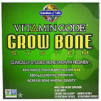 Garden of Life, Витаминный код, система роста костей, программа из 2 частей