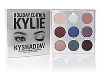 Набор теней KYLIE The Holiday 2016 Palette 9 цветов