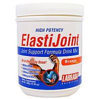 Labrada Nutrition, ЭластиСустав, препарат для поддержания здоровья суставов с апельсиновым вкусом, 12,35 унций (350 г)