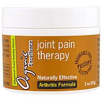 Organic Excellence, Лечение боли в суставах, формула против артрита, без запаха, 2 унции (57 г)