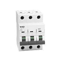 Автоматический выключатель (3p, 10А) Viko 4VTB-3C10