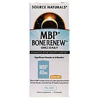 Source Naturals, Обновление костей MBP, 30 капсул