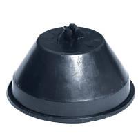 Круглый пластиковый держатель с бетоном, без крышки DKC ND2110