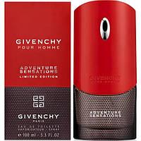 Мужская туалетная вода Givenchy Pour Home Adventure Sensations edt 100 ml