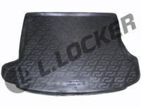 Резиновый коврик в багажник Hyundai I30 CW 08- Lada Locer (Локер)