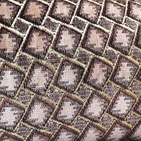 Мебельная ткань велюр (Шпигель)  мираж (бежевый)